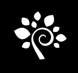 PeriaNaturals logo white